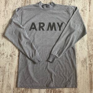 Official Army physical fitness shirt Size S